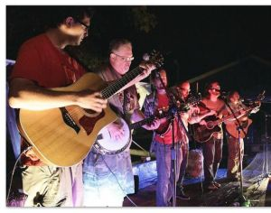 George's Tavern relaunch party has American Folk