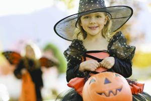 Halloween trick-or-treat times announced