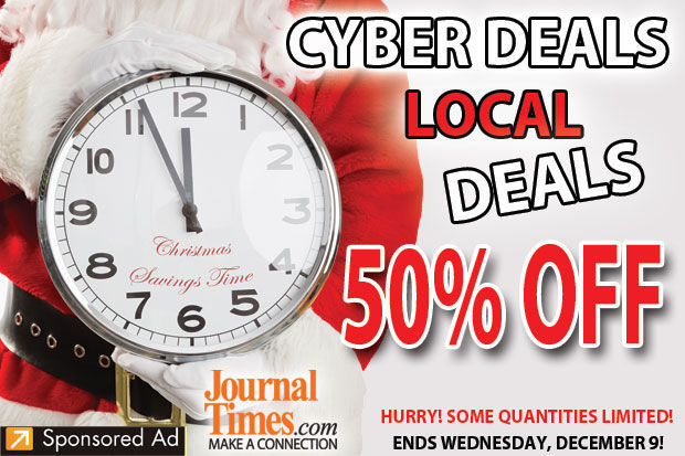 Local Cyber Deals from Today's Deal! (Sponsored Link)
