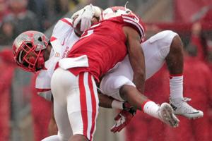 PHOTO GALLERY: Wisconsin 48, Rutgers 10