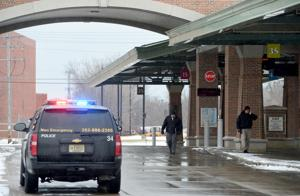 Teens arrested in transit center shooting