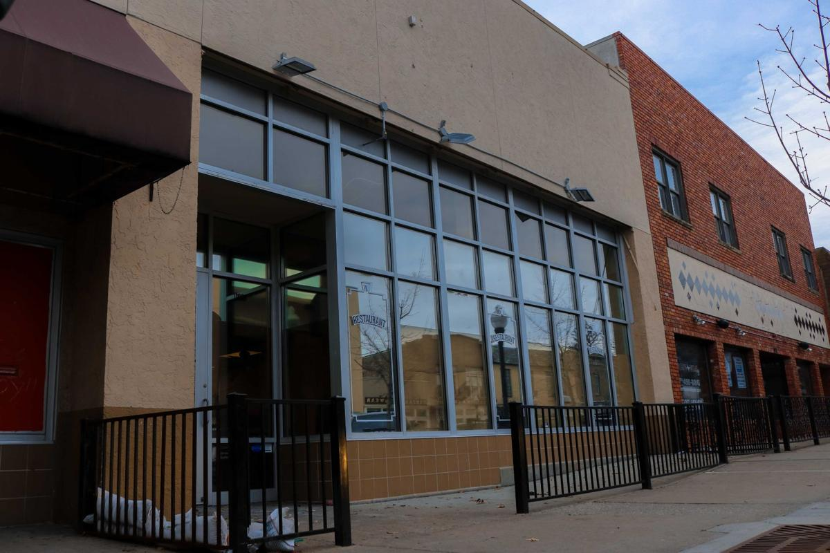 New Restaurant Construction : New restaurant and pizzeria stonewall coming to lawrence