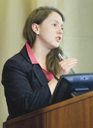 Emma Halling student body president