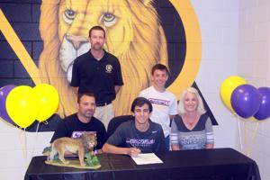 Soccer standout signs Letter of Intent