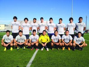 Kaufman varsity boys soccer team