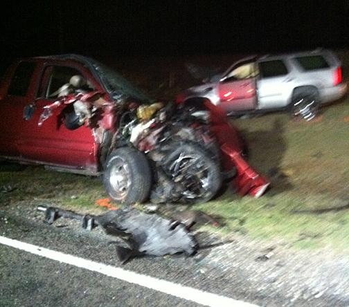BREAKING NEWS: Ft. Worth man dead, 10 injured in Sunday night, double accident