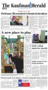 The Kaufman Herald - May 19, 2016