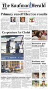 The Kaufman Herald - May 26, 2016