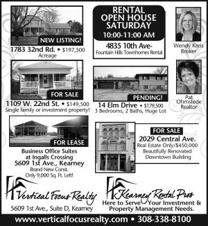 Vertical Focus Realty listings as of 06-25-15