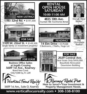 Vertical Focus Realty listings as of 07-30-15
