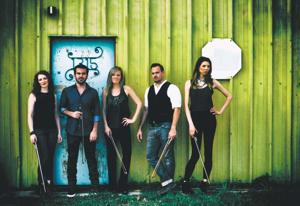 For classical quintet Sybarite5, no music is off-limits