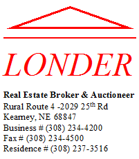 Londer: Real Estate Broker & Auctioneer
