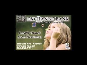 Exchange Bank - Advertising Testimonial