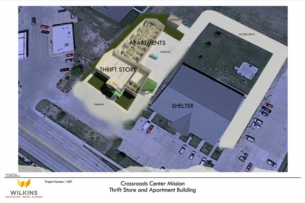 Crossroads has plans to 'Come Home' through expansion ...