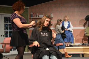 Review: 'Steel Magnolias' shares feminine side of life's trials and triumphs