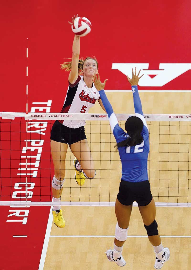 Image Omaha World Heral Volleyball News