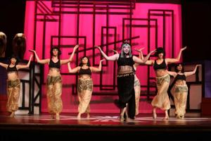 Crane River presents 'Joseph and the Amazing Technicolor Dreamcoat'