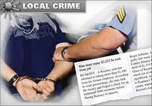 Local Crime Graphic
