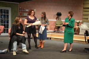 'Steel Magnolias' depicts women in strong roles