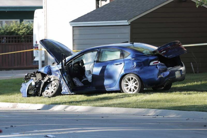 Kearney Buffalo Nebraska News  Car Accident