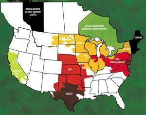 Nebraska is part of the Southwest Power Pool