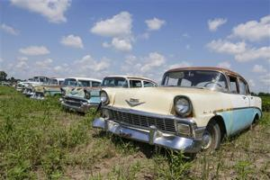 Old Car Auction Nebraska