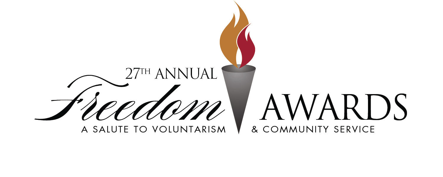 Outstanding volunteers chosen from almost 80 nominations