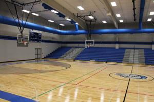 New Shelton gym almost ready for debut