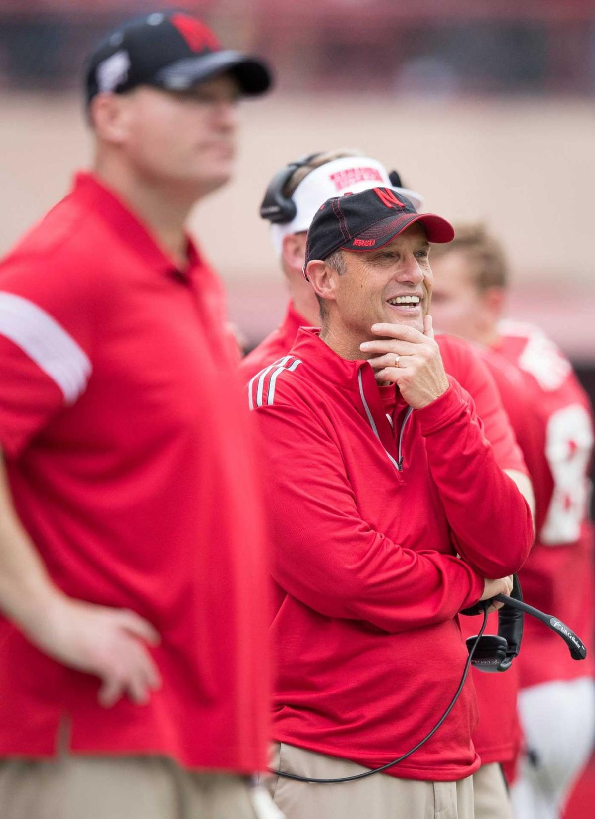 Promising signs emerged for Husker offense in spring game ...