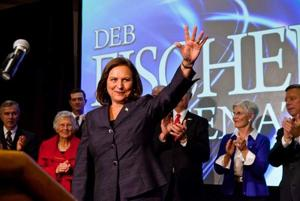 United States Senator-elect from Nebraska Deb Fischer