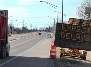Work on Platte River Bridge South of Kearney guarantees delays