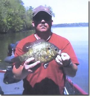 Fishing for redear is one of life 39 s pleasures sports for Barkley lake fishing report