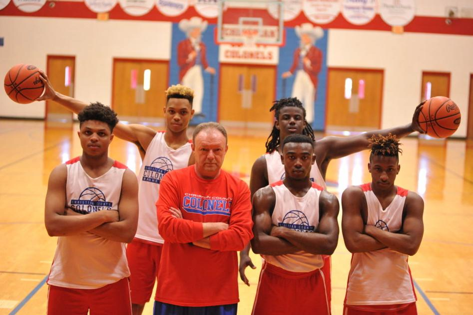Christian County Wants To Cement Legacy At Rupp Sports