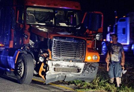 11 Killed In Kentucky Wreck Photos