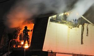 Fire damages an Hopkinsville apartment complex