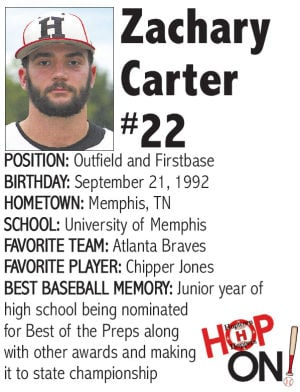 Zachary Carter #22