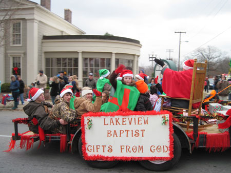 Christmas in Hopkinsville