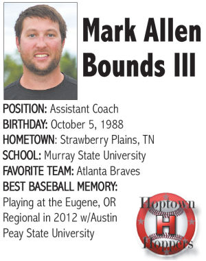 Mark Allen Bounds III