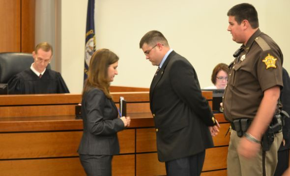 Charles Morris convicted of murder in daughter's death
