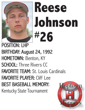 Reese Johnson #26