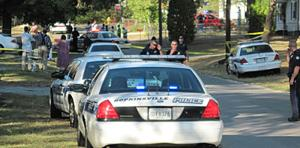 Hopkinsville man shot on Oak Street