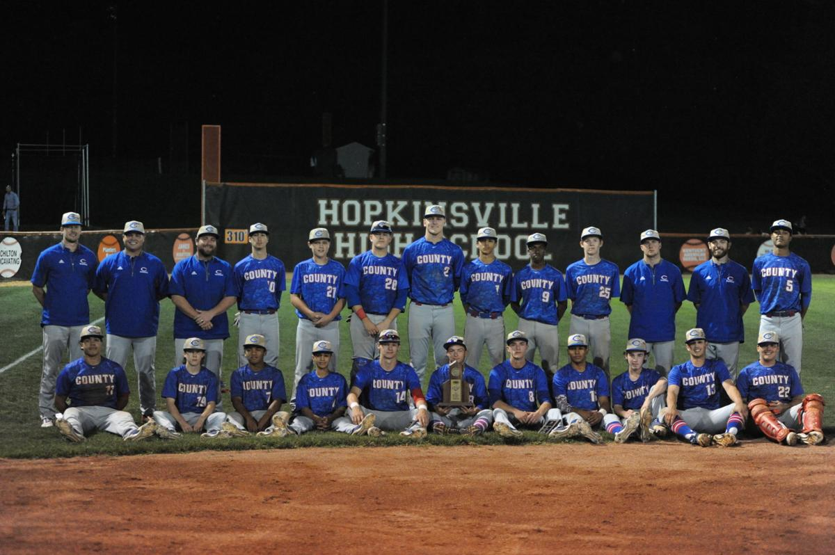 CCHS pleased with 3rd straight district crown, but not satisfied ...
