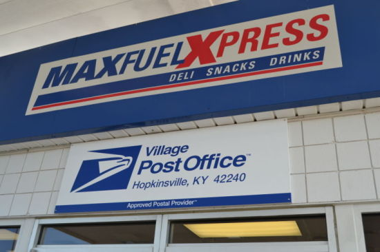 City gets new postmaster, 2 village post offices on same day
