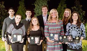 Academic All-Stars  recognizes top students