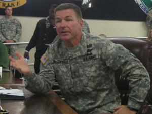 Families and reintegration focus for new Fort Campbell commander