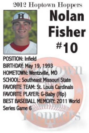Nolan Fisher #10