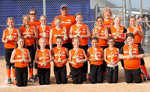 Softball seasons close with  10U and 12U championships