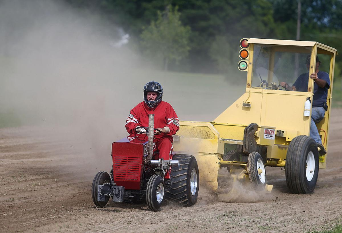 Lawn Tractor Towing : These lawn tractors pull more than their weight news