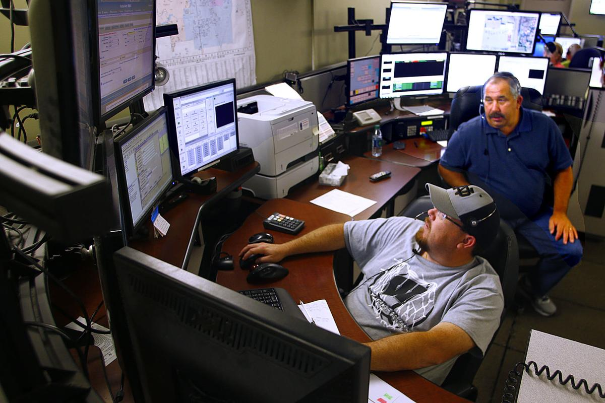 911 dispatchers discuss challenges of the job news dispatch center