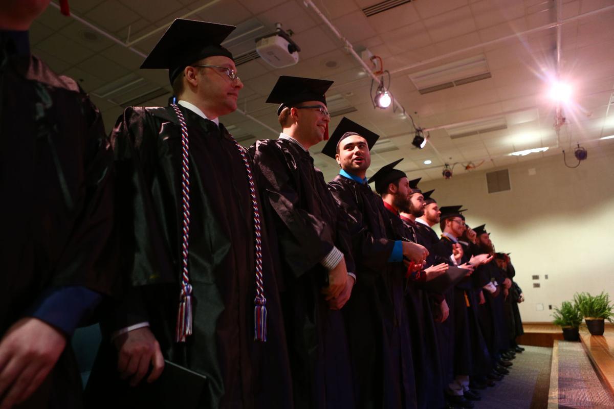 Purdue Polytechnic Kokomo graduates (Kokomo Tribune photo)